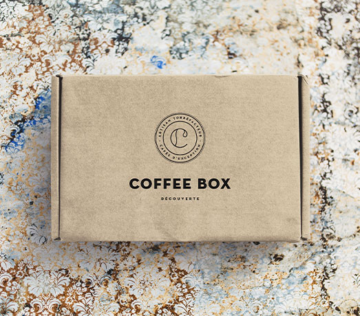 Nos abonnements Coffee Box